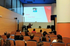 Presentación de Rosa Perez