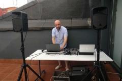 Sergio Calderón, DJ Nuevetreinta