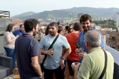 Vistas a Bilbao
