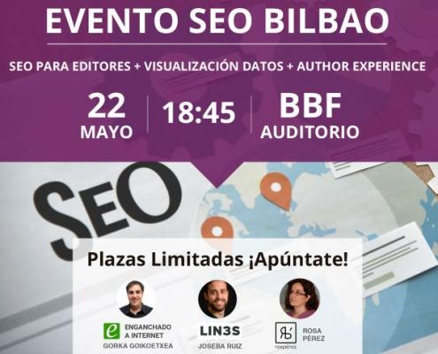 Evento SEO Bilbao - Mayo 2019