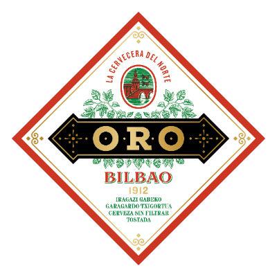 Cerveza Bilbao Oro
