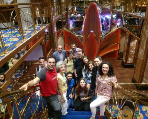 Evento SEO en Casino Bilbao