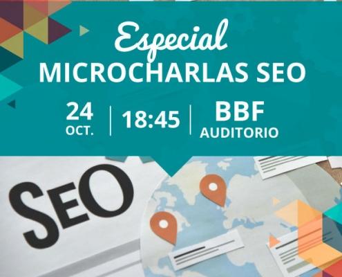 Evento SEO Bilbao - octubre 2019